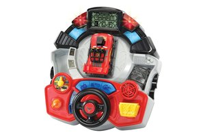 VTech Disney Cars 3 - Bliksem Mc Queen Pitstop