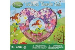 Deluxe PVC parelset - 430 stuks