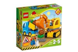 LEGO DUPLO® Town 10812 Rupsband-graafmachine