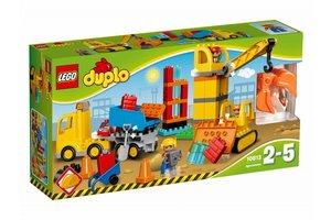 LEGO DUPLO® Town 10813 Grote bouwplaats