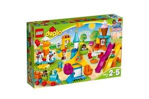 LEGO DUPLO® Town 10840 Grote kermis