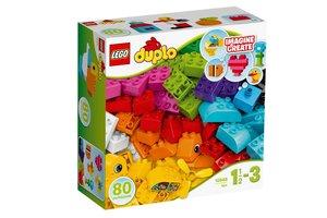 LEGO DUPLO® Creative Play 10848 Mijn eerste bouwstenen