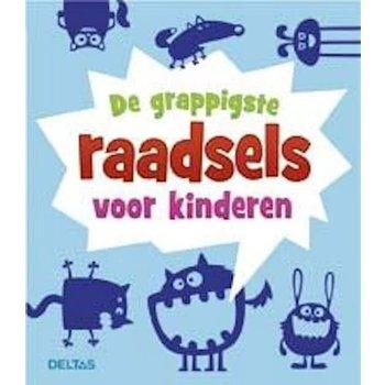 Boek - De grappigste raadsels voor kinderen