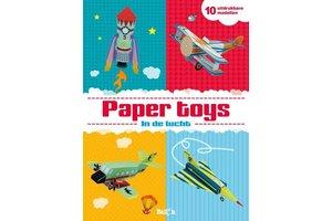 Paper Toys - In de lucht