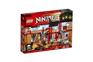 LEGO NINJAGO® 70591 Ontsnapping uit de Kryptarium gevangenis