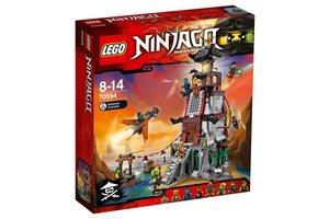 LEGO NINJAGO® 70594 Belegering van de vuurtoren