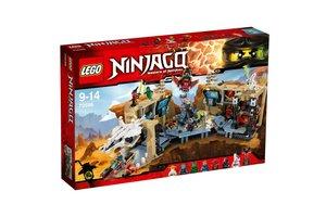 LEGO NINJAGO® 70596 Samurai X grottenchaos