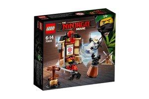 LEGO NINJAGO® Movie™ 70606 Spinjitzu training