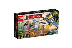 LEGO NINJAGO® Movie™ 70609 Mantarog bommenwerper