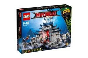LEGO NINJAGO® Movie™ 70617 Tempel van het ultieme wapen