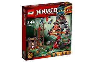 LEGO NINJAGO® 70626 De komst van de Iron Doom