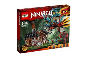 LEGO NINJAGO® 70627 Drakensmederij