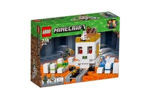LEGO Minecraft™ 21145 De schedelarena