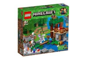 LEGO Minecraft™ 21146 De skeletaanval