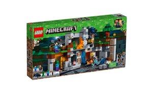 LEGO Minecraft™ 21147 De Bedrock avonturen