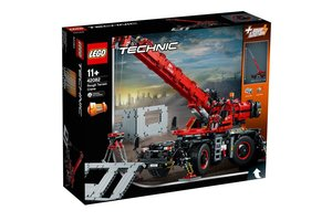 LEGO Technic™ 42082 Kraan voor alle terreinen