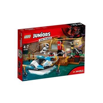 LEGO Juniors 10755 Zane's ninjabootachtervolging