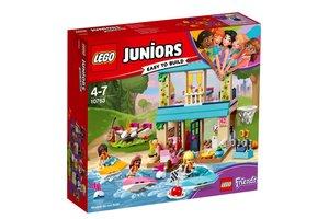 LEGO Juniors 10763 Stephanie's huisje aan het meer
