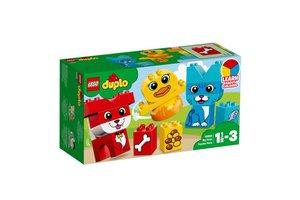 LEGO DUPLO® 10858 Mijn eerste puzzeldieren