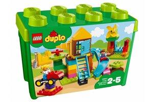 LEGO DUPLO® 10864 Grote speeltuin - opbergdoos