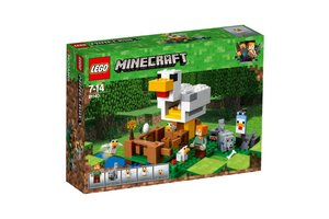 LEGO Minecraft™ 21140 Het kippenhok