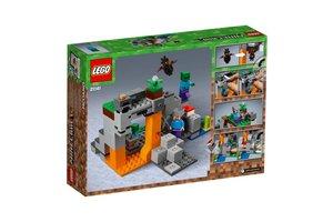 LEGO Minecraft™ 21141 De Zombiegod