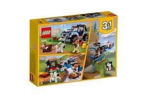 LEGO Creator 31075 Avonturen in de wildernis