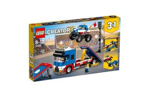 LEGO Creator 31085 Mobiele stuntshow