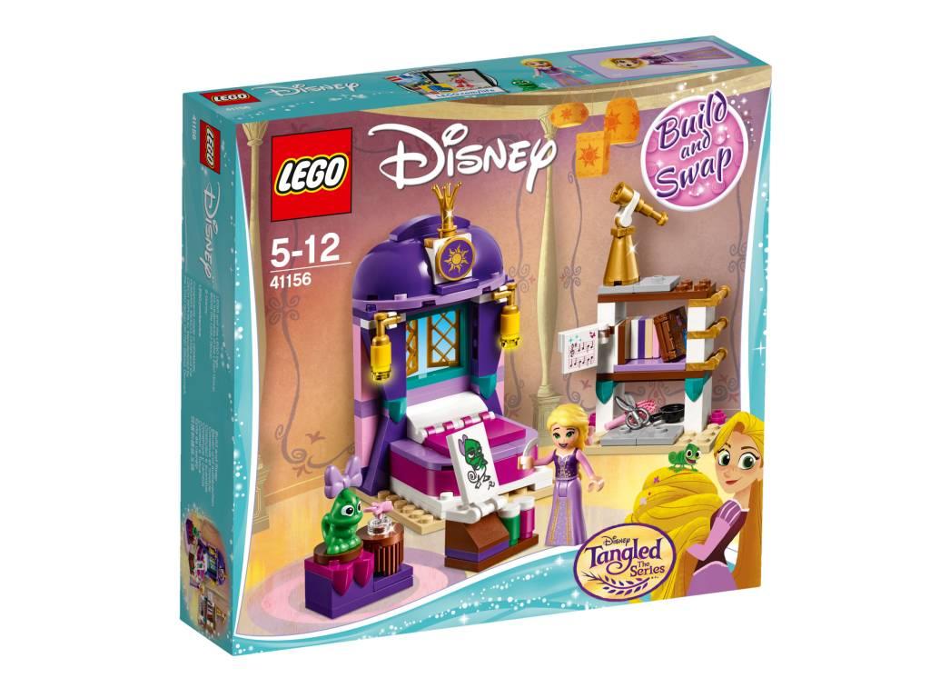 Disney Princess™ 41156 Rapunzel\'s slaapkamer - t Klavertje Vier