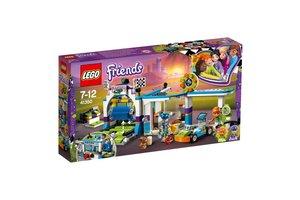 LEGO Friends 41350 Autowasstraat