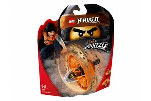 LEGO NINJAGO® 70637 Cole - Spinjitzumeester