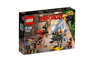 LEGO NINJAGO® 70629 Piranha-aanval