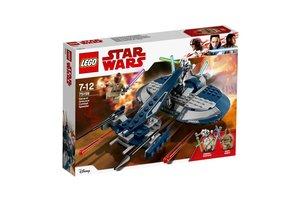 LEGO Star Wars™ 75199  Gevechtsspeeder van General Grievous
