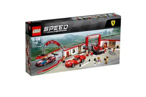 LEGO Star Wars™ 75889  Ultieme Ferrari garage