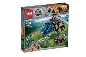 LEGO Jurassic World™ 75928 Helikopterachtervolging van Blue