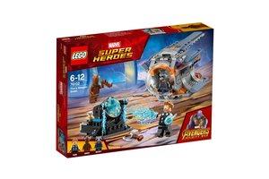 LEGO Marvel Super Heroes 76102 Thor's wapenzoektocht