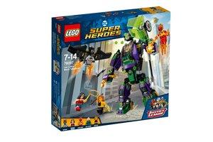 LEGO DC Super Heroes 76097 Lex Luthor™ mecha-overwinning