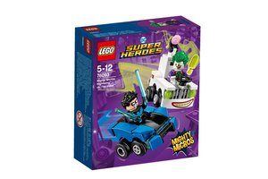 LEGO DC Super Heroes 76093 Mighty Micros: Nightwing™ vs. The Joker™