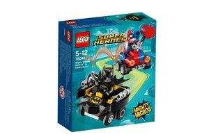 LEGO DC Super Heroes 76092  Mighty Micros: Batman™ vs. Harley Quinn™