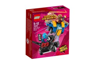 LEGO Marvel Super Heroes 76090 Mighty Micros: Star-Lord vs. Nebula