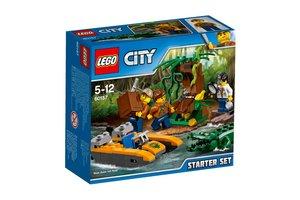 LEGO City 60157 Jungle startset