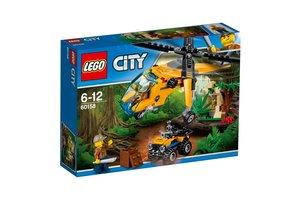 LEGO City 60158 Jungle vrachthelikopter