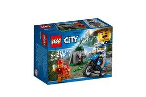 LEGO City 60170 Off-road achtervolging