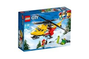 LEGO City 60179 Ambulancehelikopter
