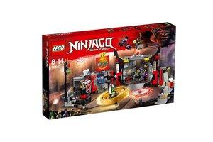 LEGO NINJAGO® 70640 S.O.G. hoofdkwartier