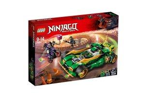 LEGO NINJAGO® 70641 Ninja Nachtracer