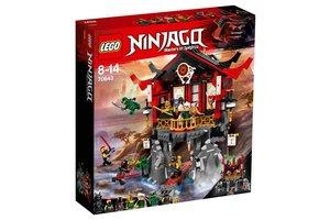 LEGO NINJAGO® 70643  Tempel van de opstand