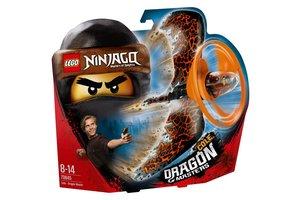 LEGO NINJAGO® 70645 Cole - Drakenmeester