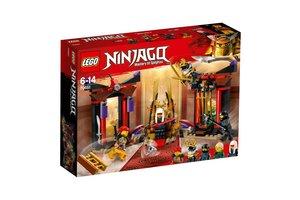 LEGO NINJAGO® 70651 Troonzaalduel