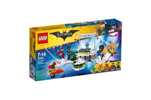 LEGO BATMAN MOVIE 70919 Het Justice League™ jubileumfeest